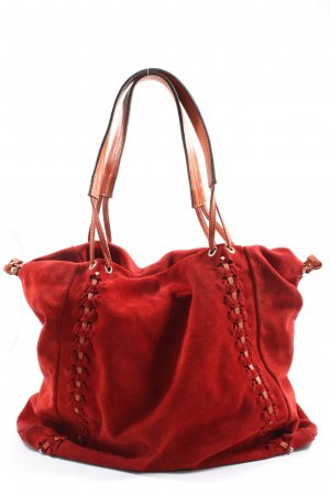 Coccinelle Shoulder Bag red casual look