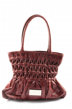 Coccinelle Schultertasche rot Casual-Look