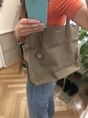 Coccinelle Shopper taupe/gold