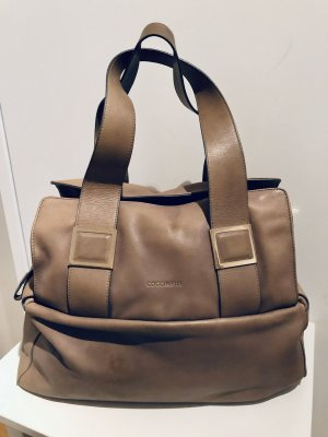 Coccinelle Shopper grey brown