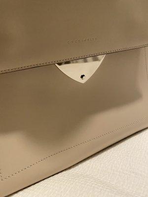 Coccinelle Tasche Beige/ Weiß