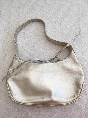 Coccinelle Mini sac doré cuir