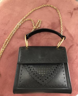 Coccinelle Crossbody bag black-gold-colored