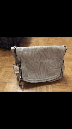 Coccinelle Handbag natural white-light grey