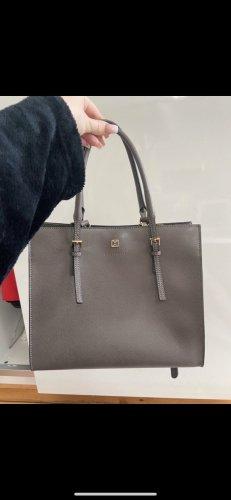 Coccinelle Tasche in braun/beige