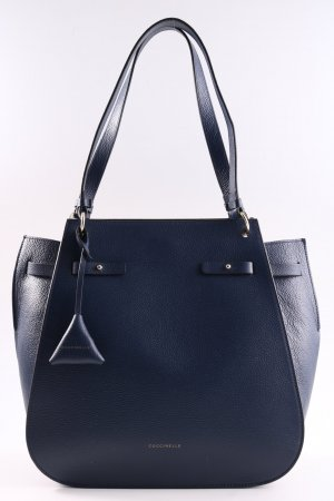 Coccinelle Tote blau Business-Look