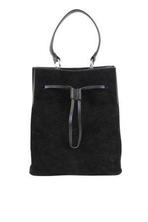 Coccinelle Umhängetasche in Schwarz aus Leder
