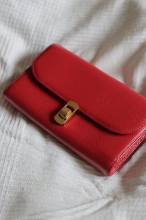 Coccinelle Wallet gold-colored-red