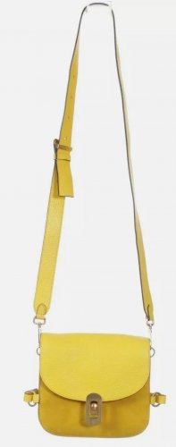 coccinelle zaniah mini Crossbody gelb