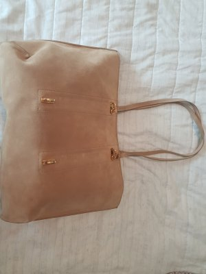 Coccinelle Shoulder Bag sand brown