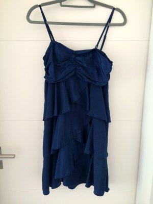 Cocktail/Bandeau-Kleid, elegant, blau, Gr. 38 *NEU* Only