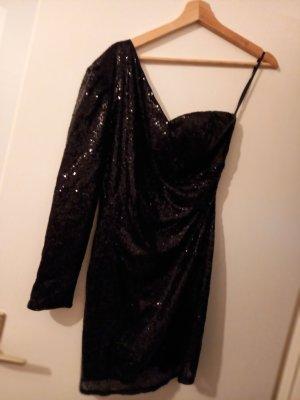 -8- Venice Vestido de cóctel negro