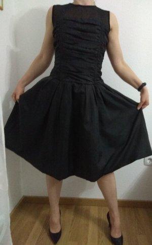 Cocktail Kleid Gr. S schwarz