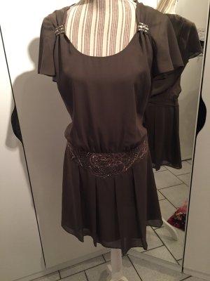 Cocktail Kleid mit aufwendiger Stickerei