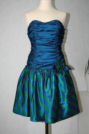 Cocktail-Kleid mit Corsage und Ballonrock von Yessica, Abiball