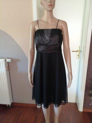 AHA-Fashion Robe de cocktail noir