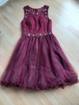 Laona Ball Dress purple