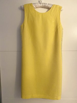 Versace for H&M Cocktail Dress yellow silk