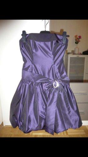 Balloon Dress lilac