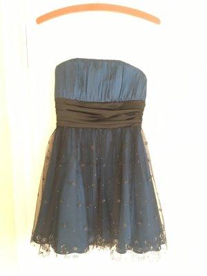 ASHWI Paris Sukienka koktajlowa ciemnoniebieski-czarny