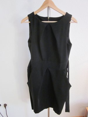 Closet Cocktail Dress black polyester