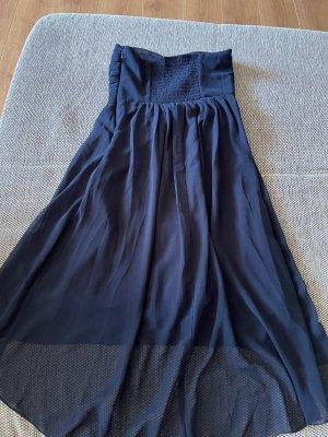 Vila Cocktail Dress dark blue