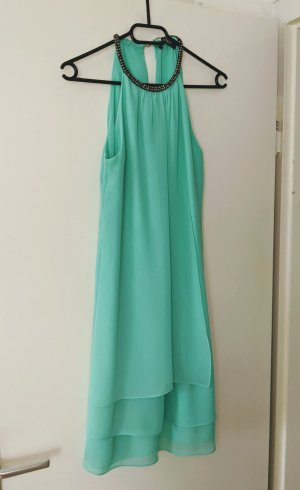 Esprit Robe dos-nu turquoise-vert menthe