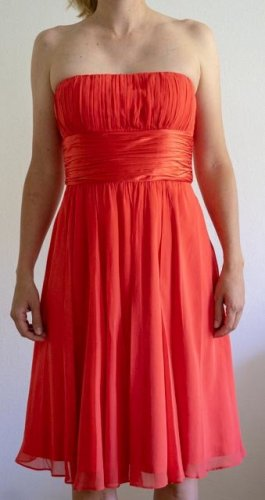 1.2.3 Paris Evening Dress bright red-magenta