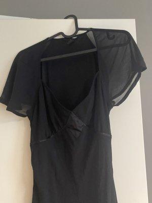 H&M Robe empire noir
