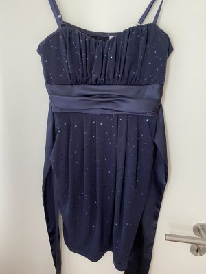 Cocktailkleid in blau