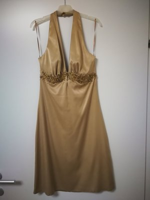 Cocktailkleid in gold