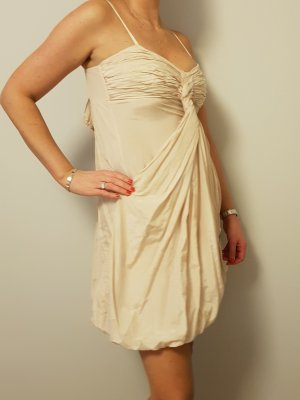 Cocktailkleid in nude