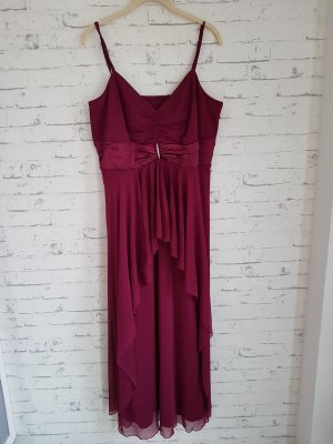 Bon Prix Sukienka koktajlowa fioletowy