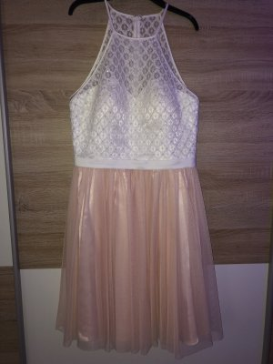 Laona Cocktail Dress rose-gold-coloured-white