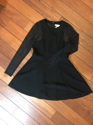 BCBGeneration Robe de cocktail noir polyester