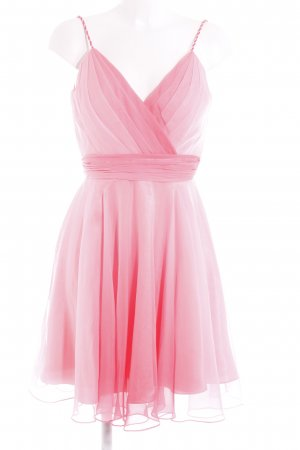 Cocktailkleid rosa Elegant
