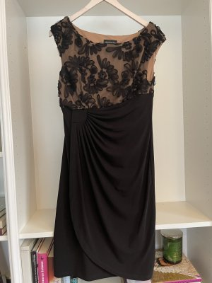 Connected Cocktail Dress black