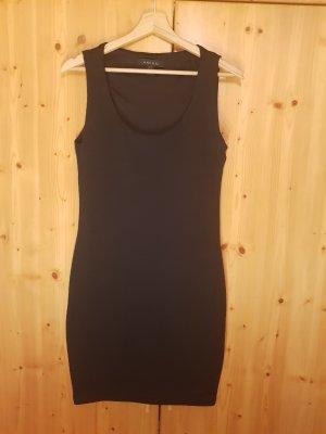 Amisu Vestido de cóctel negro