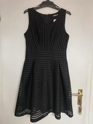 Cocktailkleid schwarz Kleid Damen