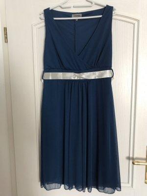 Zalando Cocktail Dress blue