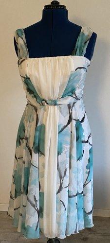 Weise Chiffon Dress multicolored polyester