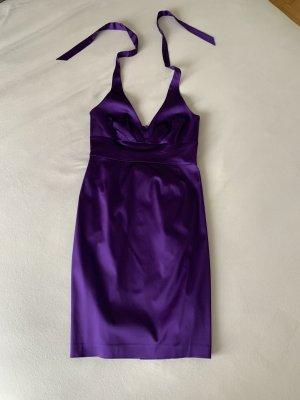 Cocktailkleid violett