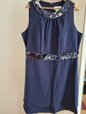 Amy Vermont Sukienka koktajlowa ciemnoniebieski