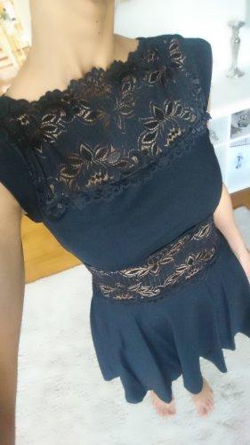 bebe Cocktail Dress black