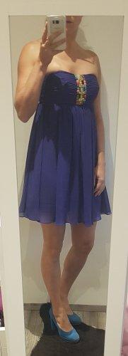 Laona Sukienka typu babydoll ciemny fiolet