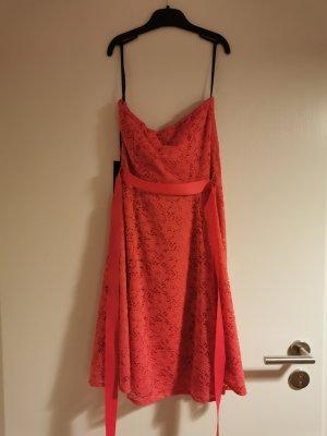 Morgan Vestido de cóctel rosa
