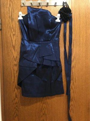 Cocktailkleid von Romeo&Juliette Couture, Gr. S, blau, NEU