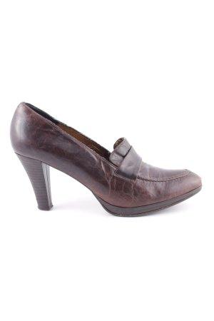 Coco Milano Loafer marrone stile casual