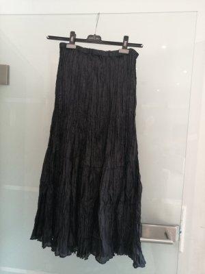 Cocon Fritzsch Jedwabna spódnica czarny
