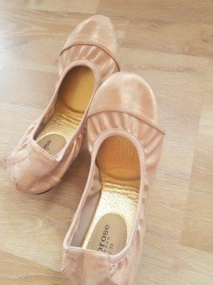 Cocorose Foldable Ballet Flats rose-gold-coloured